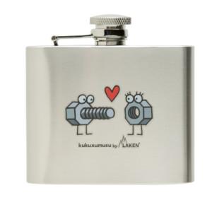 photo: Laken Kukuxumusu Flask water bottle