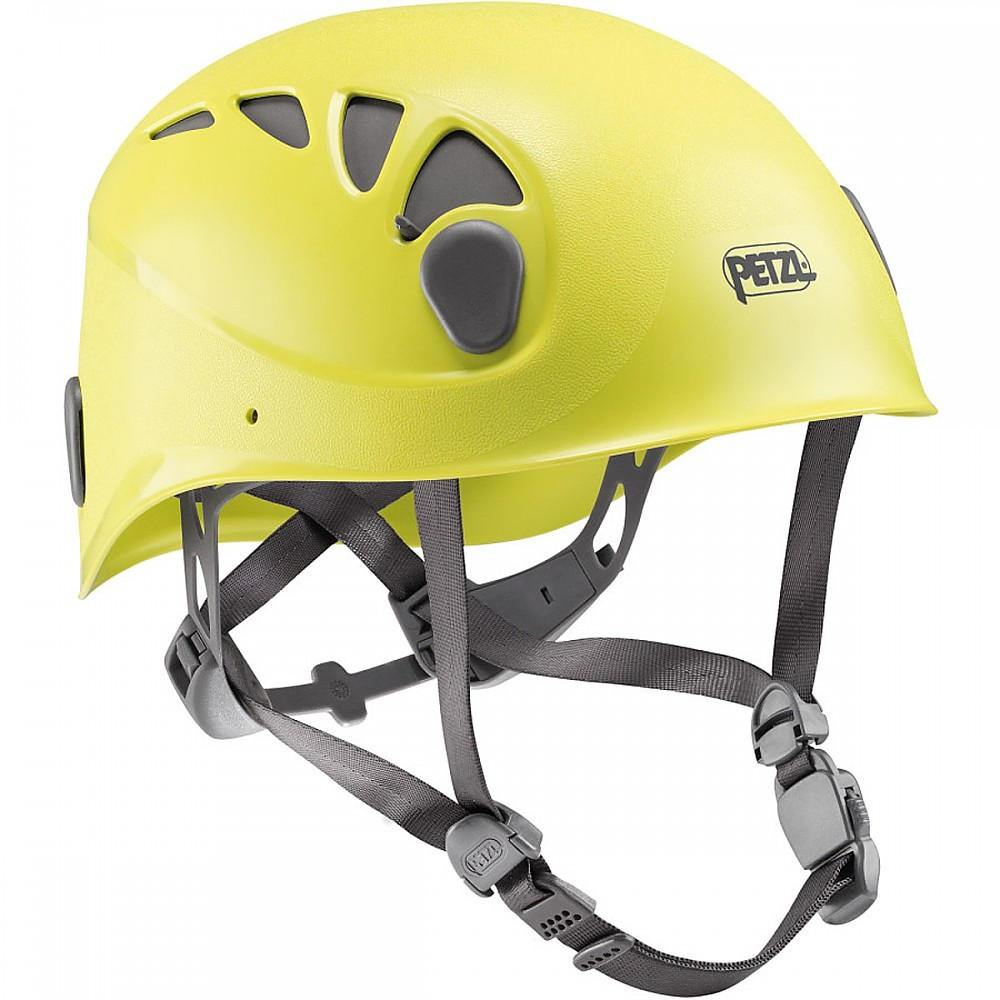 photo: Petzl Elios climbing helmet