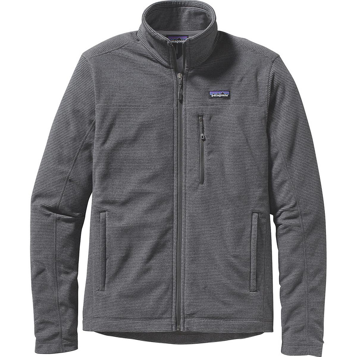 photo: Patagonia Oakes Jacket fleece jacket