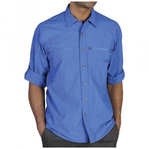 photo: ExOfficio Reef Runner Lite Long-Sleeve Shirt hiking shirt