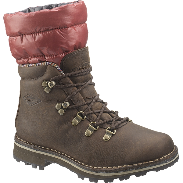 photo: Merrell Wilderness Valley backpacking boot
