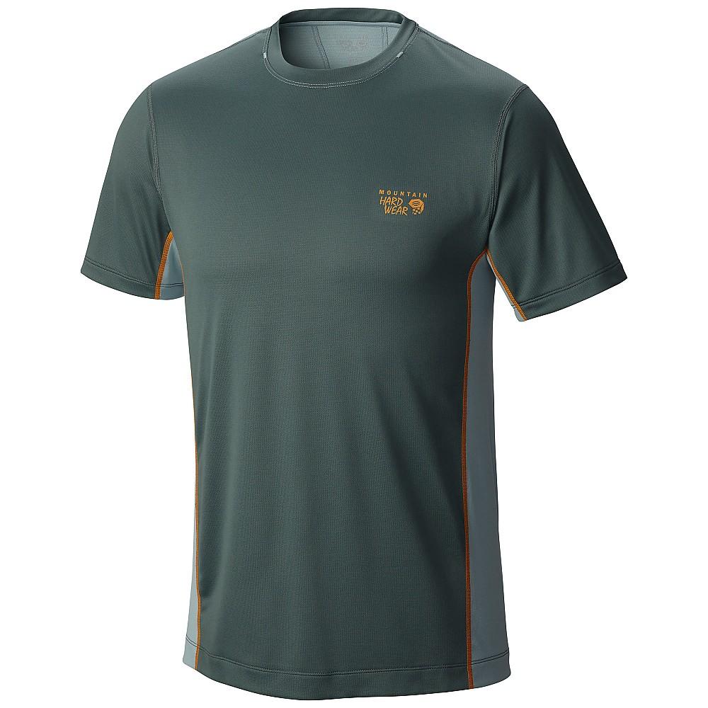 photo: Mountain Hardwear Wicked Lite Short Sleeve T short sleeve performance top
