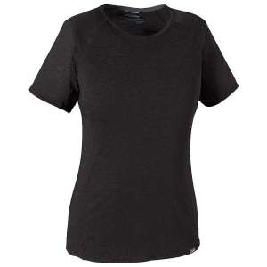 photo: Patagonia Women's Merino 1 Silkweight T-Shirt base layer top