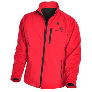 photo: Dragon Heatwear Wyvern 3 Zone Heated Jacket soft shell jacket