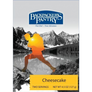 Backpacker's Pantry Cheesecake