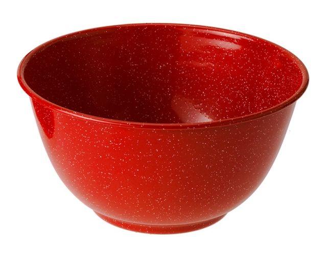 photo: GSI Outdoors Enamelware Mixing Bowl cookware