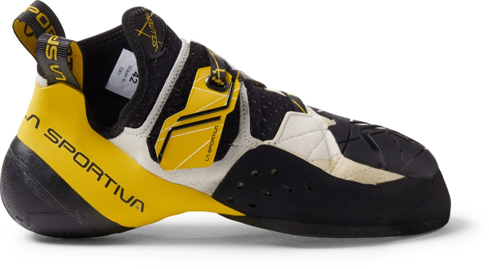 photo: La Sportiva Solution climbing shoe