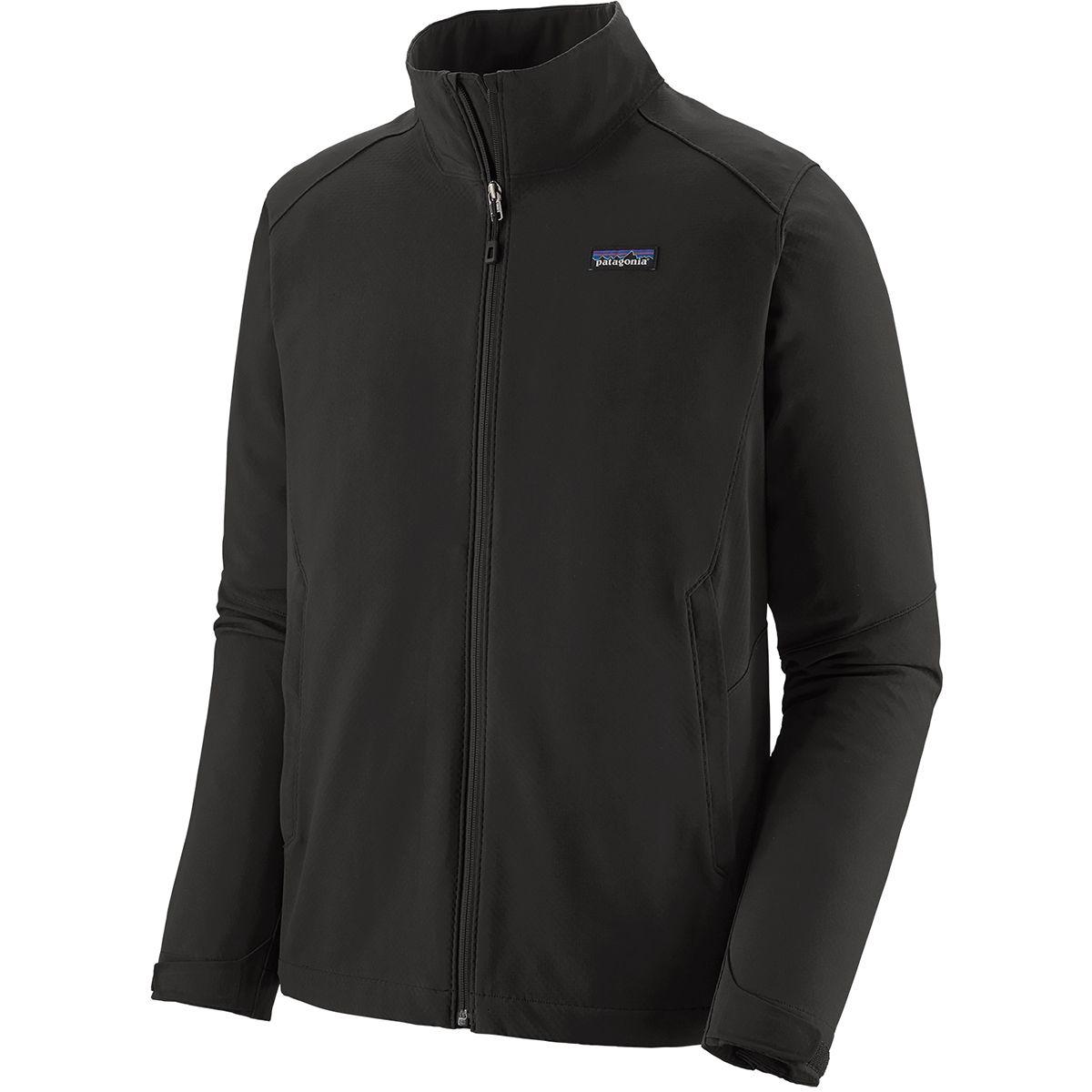photo: Patagonia Men's Adze Jacket soft shell jacket