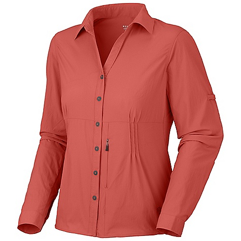 Mountain Hardwear Coralake Long Sleeve Shirt