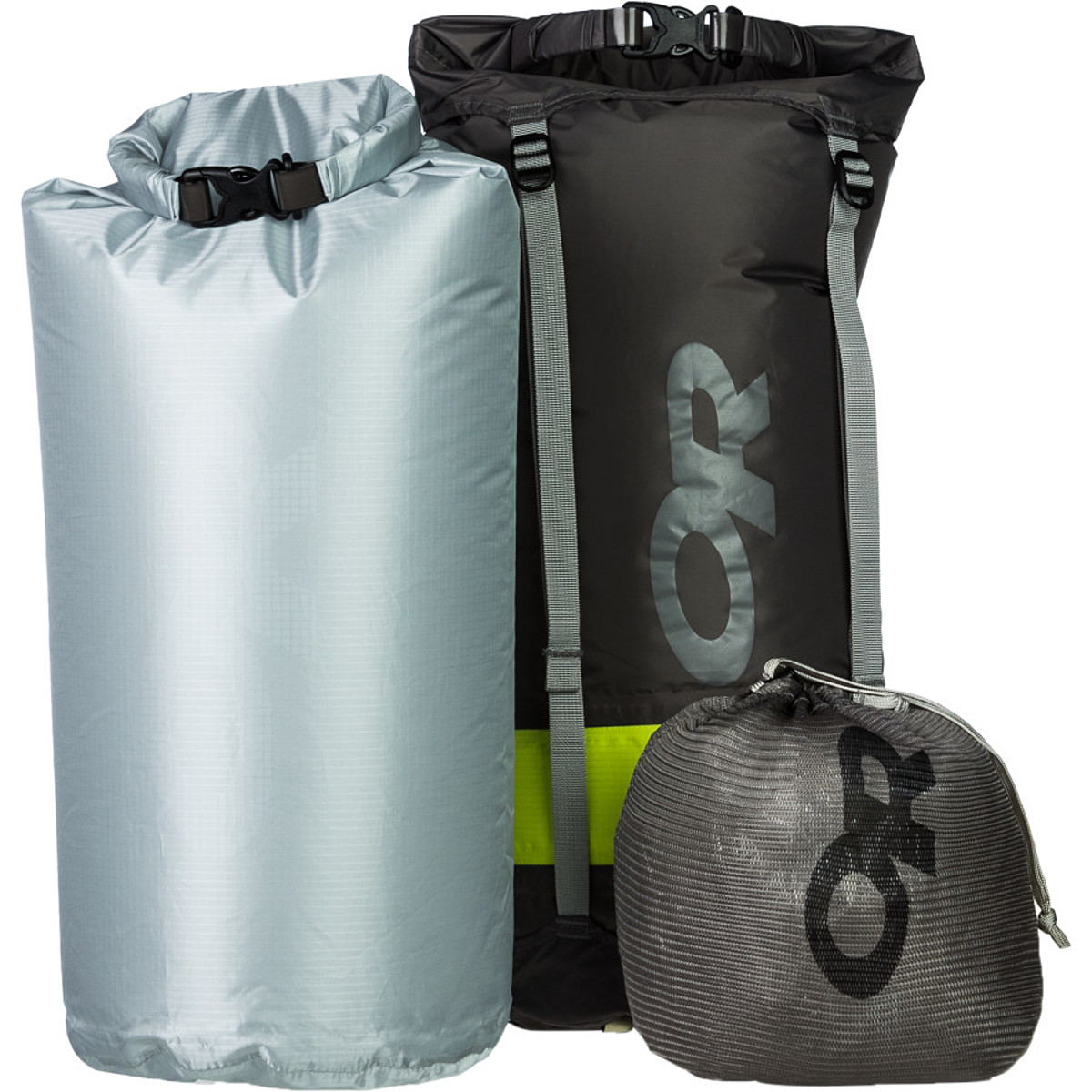 photo: Outdoor Research Dry Synthetic Backpackers Kit compression sack