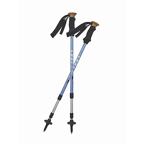 photo: Leki UltraLite Ti Luau rigid trekking pole