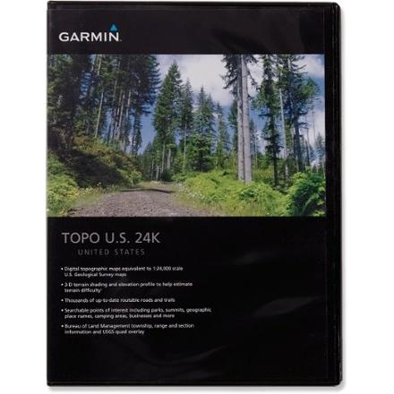 photo: Garmin Topo US Arizona & New Mexico 24K microSD us mountain states map application