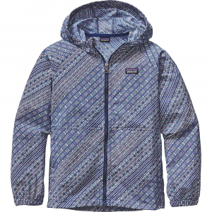 photo: Patagonia Kids' Baggies Jacket wind shirt