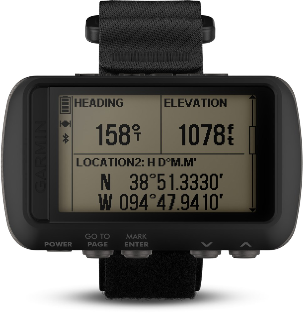 photo: Garmin Foretrex 601 gps receiver