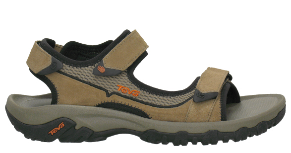 Teva Mozel Leather Sandals