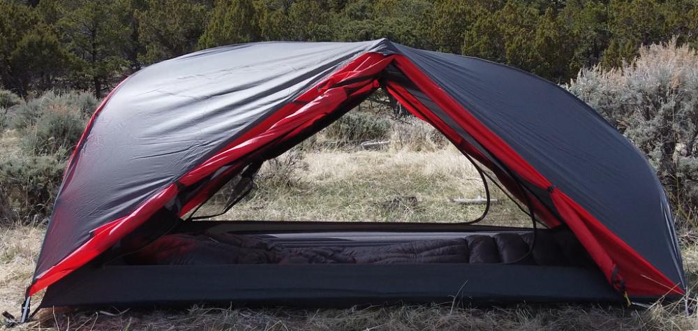 photo: Outdoor Vitals Dominion 2P three-season tent