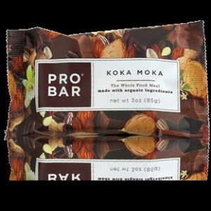 photo: ProBar Koka Moka Bar nutrition bar