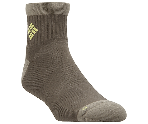 photo: Columbia Bug Me Not Mini Crew hiking/backpacking sock
