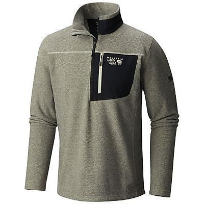 Mountain Hardwear Toasty Twill 1/2 Zip