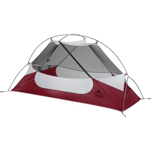 photo: MSR Hubba three-season tent