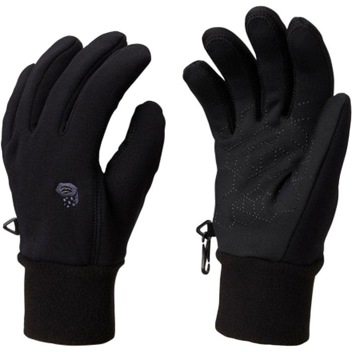 photo: Mountain Hardwear Heavyweight Power Stretch Glove fleece glove/mitten