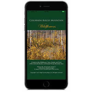 photo of a High Country Apps outdoor app