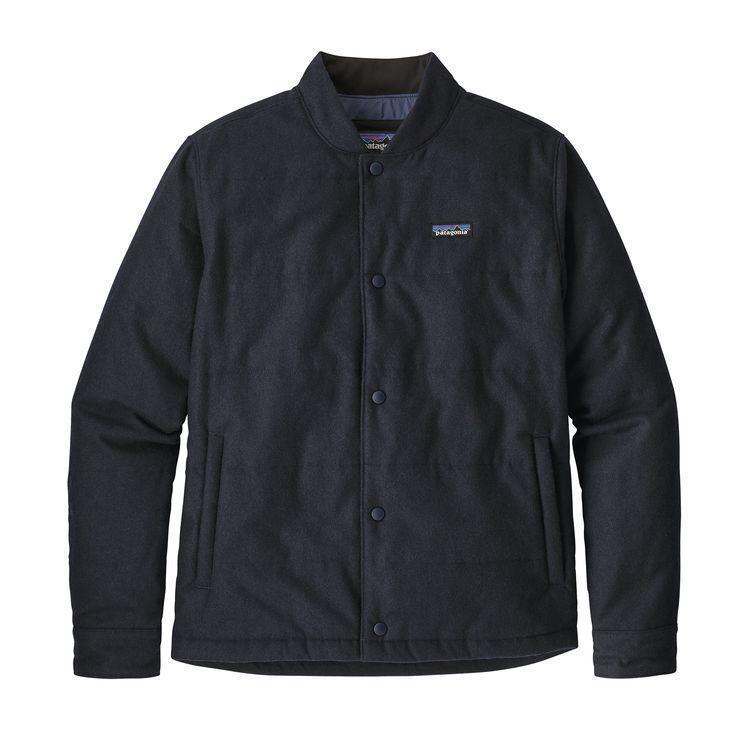 Patagonia Recycled Wool Bomber Jacket