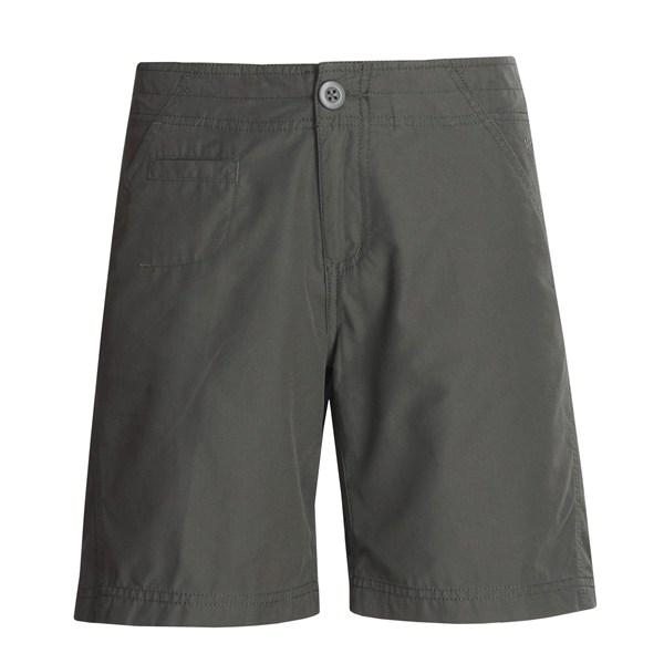 White Sierra Ridgecrest Shorts