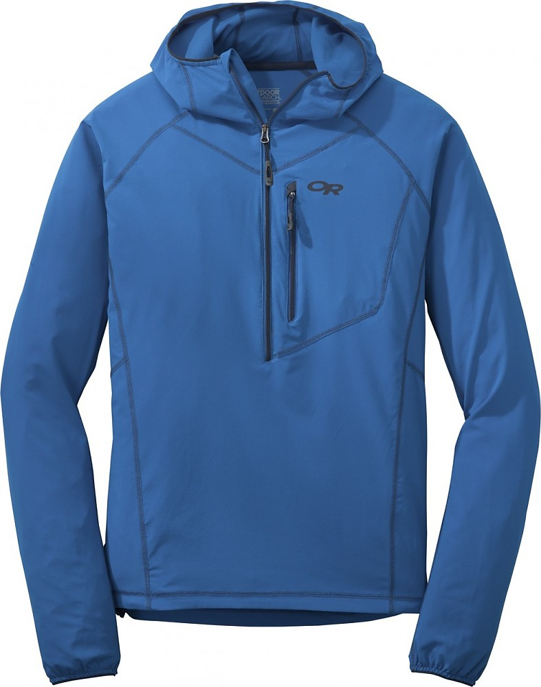 photo: Outdoor Research Whirlwind Hoody soft shell jacket