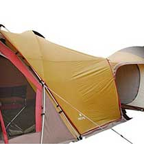 photo: Snow Peak Living Shell Shield tent/shelter