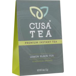 Cusa Tea Premium Instant Tea