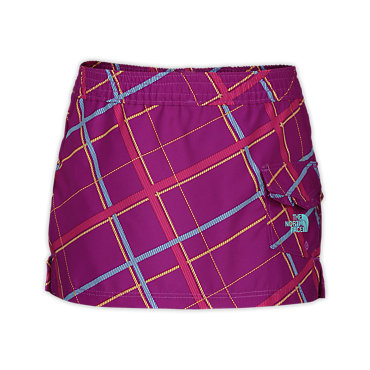 photo: The North Face Haleigh Skort running skirt