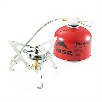 photo: MSR WindPro compressed fuel canister stove