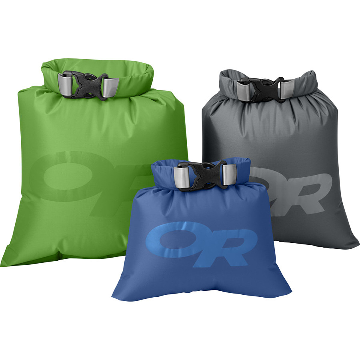 photo: Outdoor Research Dry Ditty Sacks dry bag