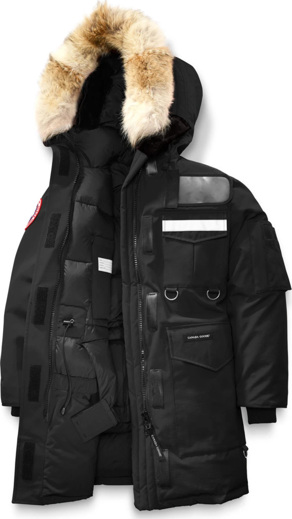photo: Canada Goose Women's Resolute Parka down insulated jacket