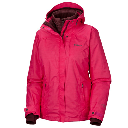 Columbia Alpine Alliance Parka