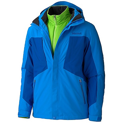 photo: Marmot Drifter Component Jacket component (3-in-1) jacket