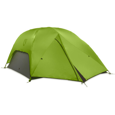 photo: NEMO Obi 3P three-season tent