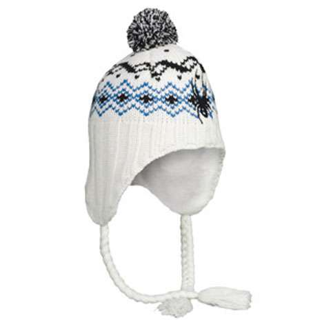 photo: Spyder Superflake Hat winter hat