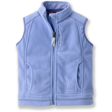 REI Boulder Ridge Fleece Vest
