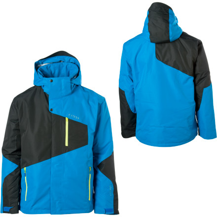 photo: Cross Edgar Jacket snowsport jacket