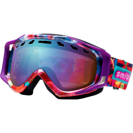 photo: Smith Stance Goggle goggle