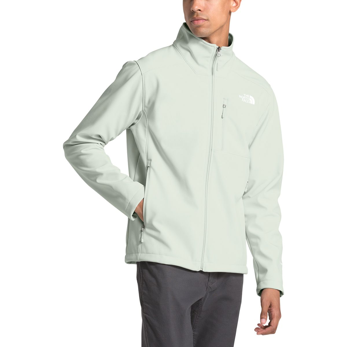 photo: The North Face Apex Bionic 2 Jacket soft shell jacket