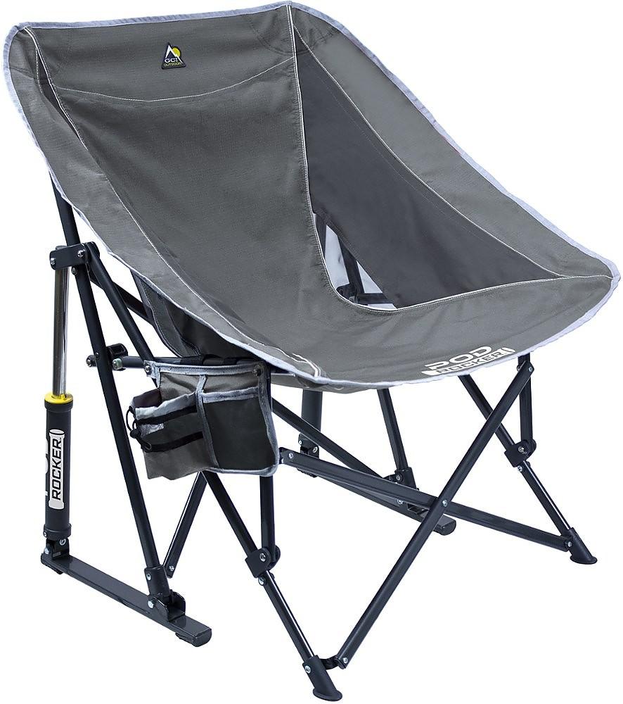 photo: GCI Outdoor Pod Rocker Pro camp chair
