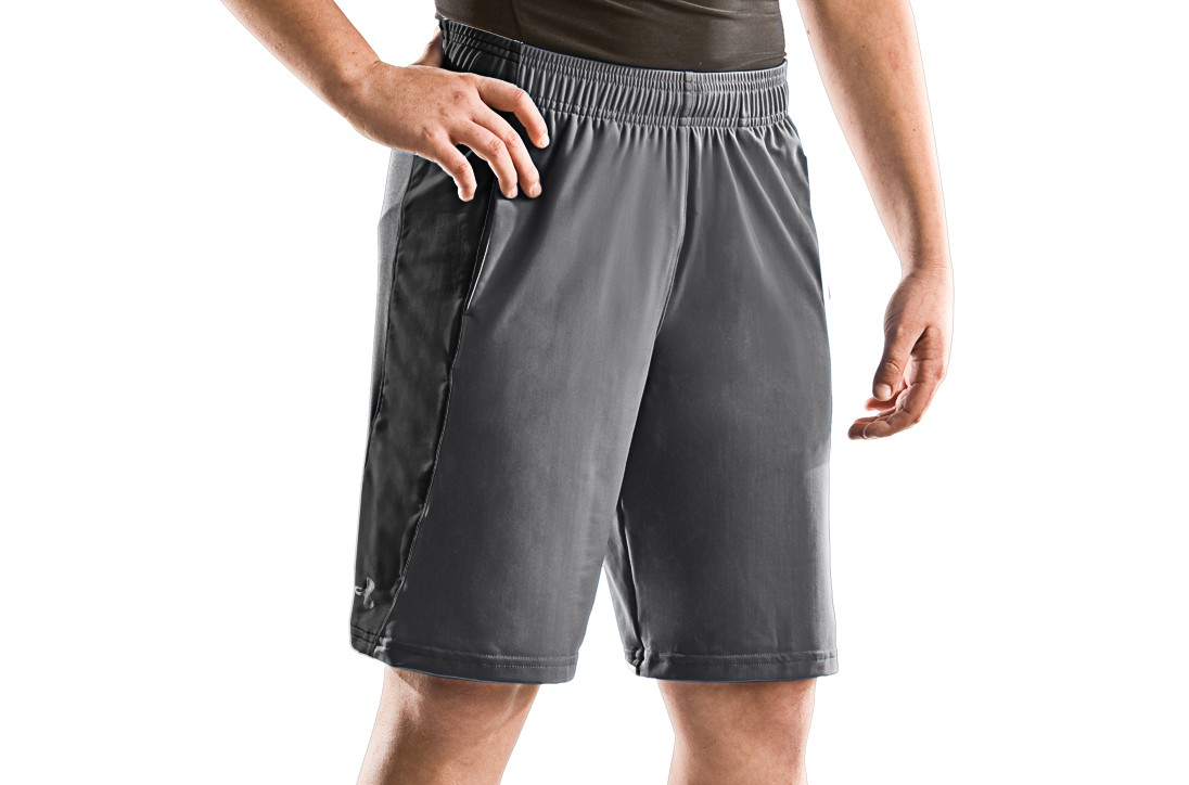 Under Armour HeatGear Colorblocked Microshort