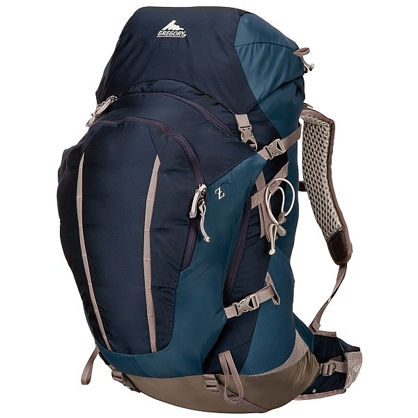 photo: Gregory Z 75 expedition pack (70l+)