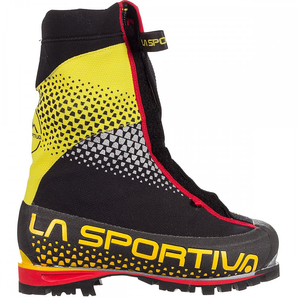 photo: La Sportiva G2 SM mountaineering boot