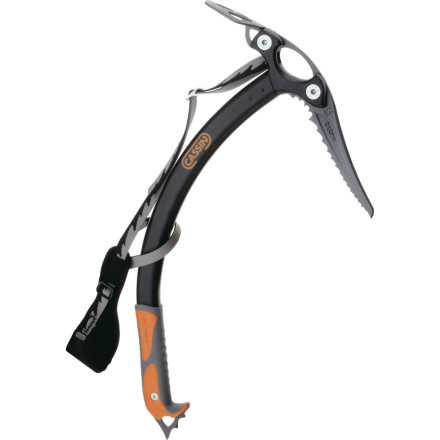photo: Cassin X-Ice mountaineering axe/piolet