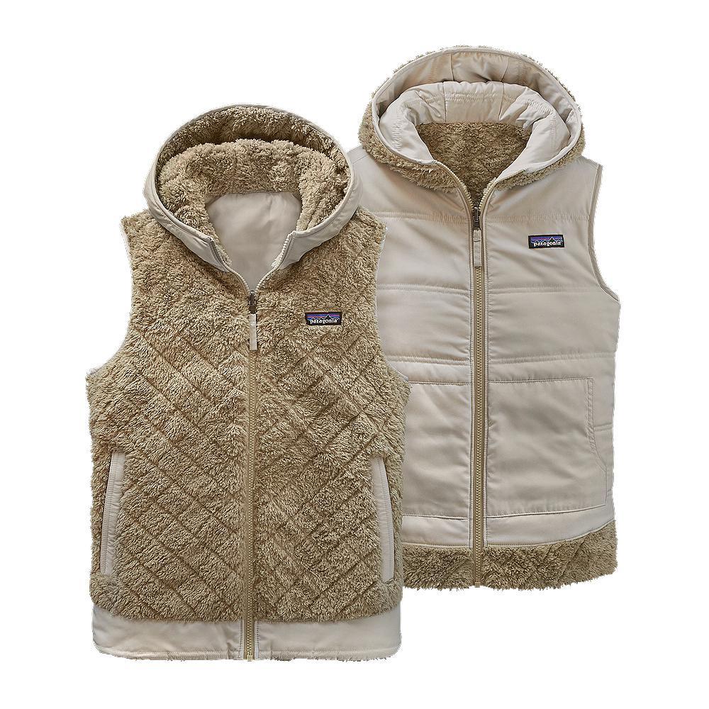 photo: Patagonia Los Gatos Hooded Fleece Vest fleece vest