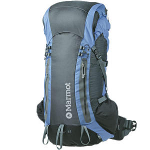 photo: Marmot Women's Vapor 35 overnight pack (2,000 - 2,999 cu in)